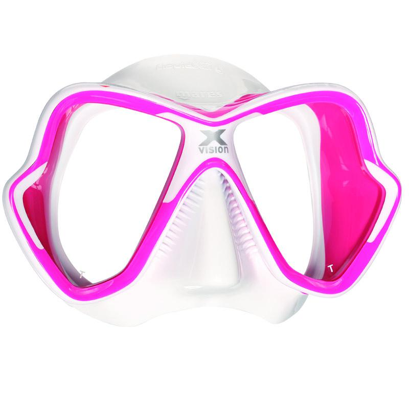 411052-Mares-X-Vision-Ultra-Mask-pink-white